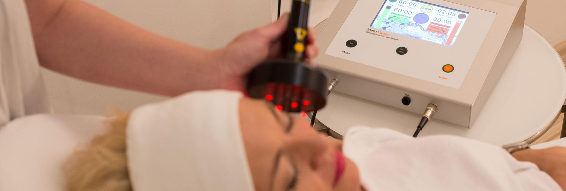 Lézeres mezoterápia (Meso I Laser)